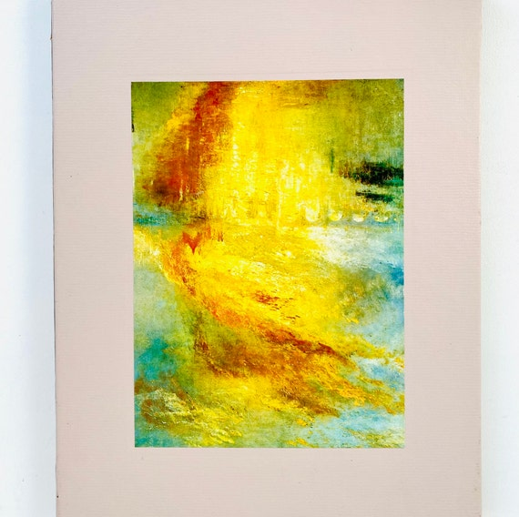 Time-Life Library of Art - The World of Turner Hardcover Coffee Table Book