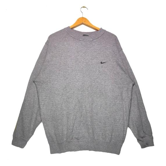 Vintage NIKE Sweatshirt Pullover Crew Neck Men Wom