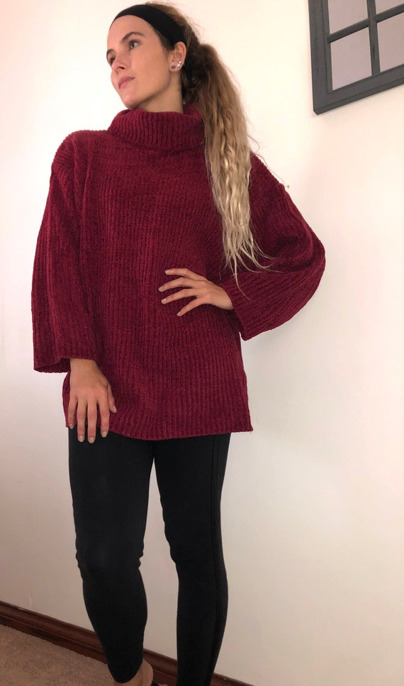 Vintage Chenille Sweater