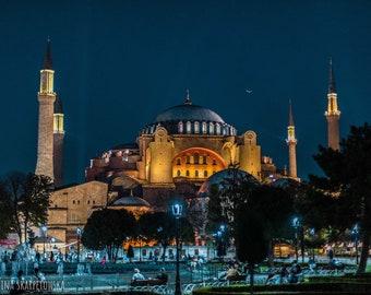 Hagia Sophia Print   Etsy