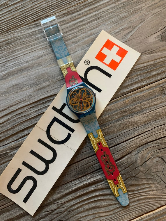 "Swatch GN107 ""Stucchi"""