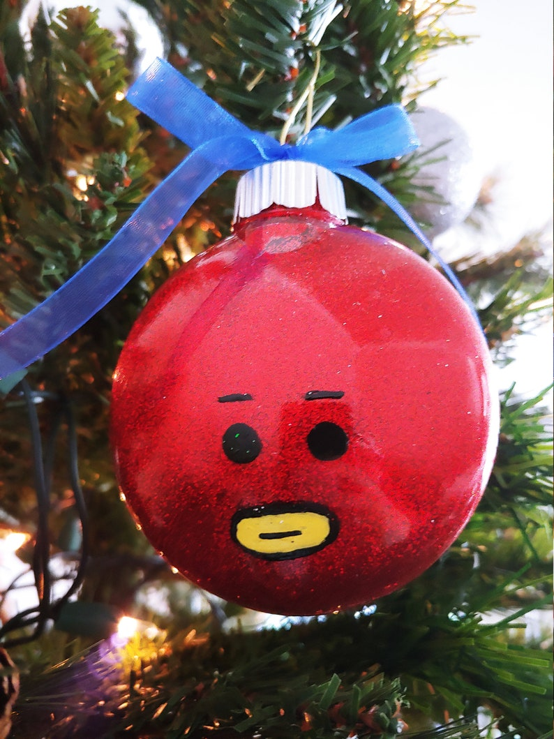 BT21 Ornaments