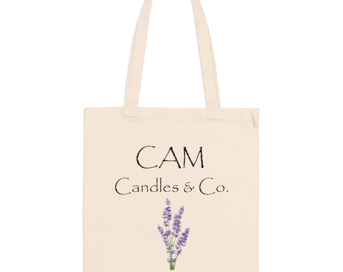 CAM Candles & Co. Tote Bag