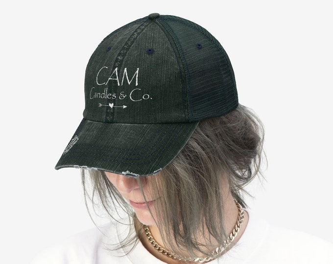 CAM Candles & Co. Unisex Trucker Hat