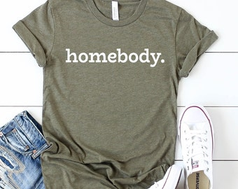 Soft Graphic Tee Shirts Collection. Luxe Homebody t-Shirt for Women Lush