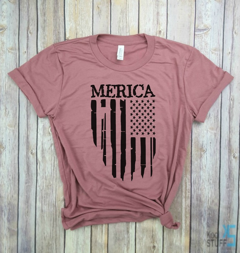 Labor Day Memorial Day BoozePatriotic T-shirt July 4th Shirt Stars and Stripes Tee Beer 4th of July T-shirt Merica vertical flag