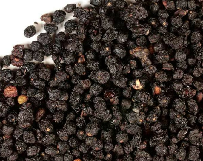 Wholesale European Elderberries from Poland- 5 lbs plus