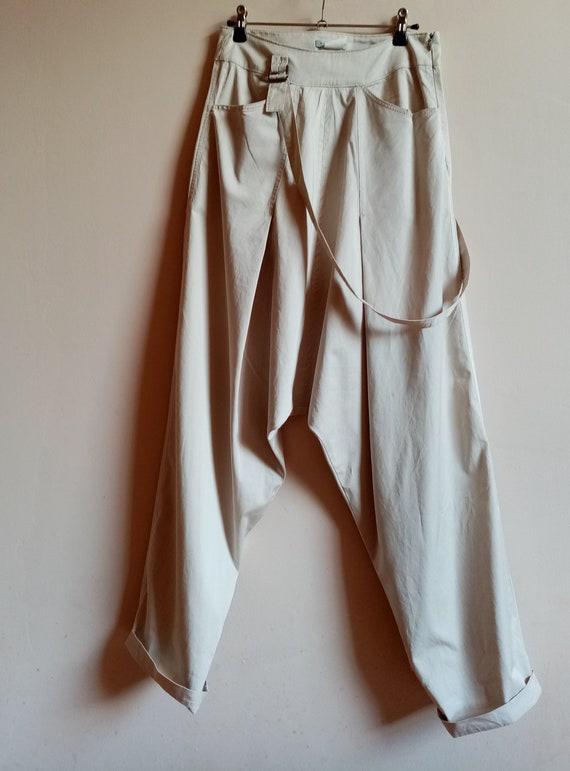 Sarah Pacini women pants harem style