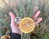 Orange Spice Kindling Bundle Firestarters
