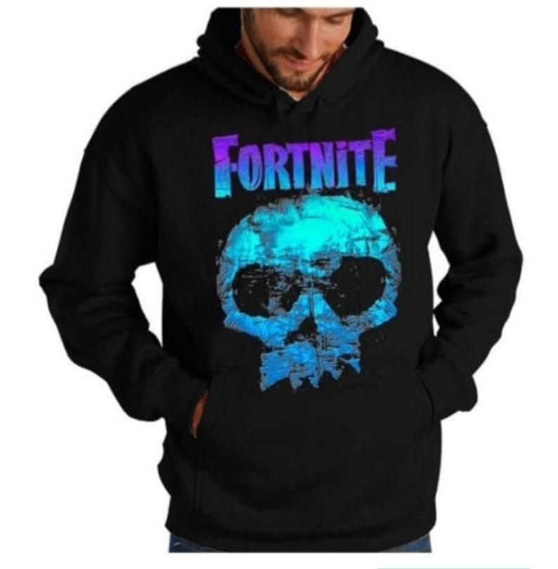 9. Fortnite Style Hoodie