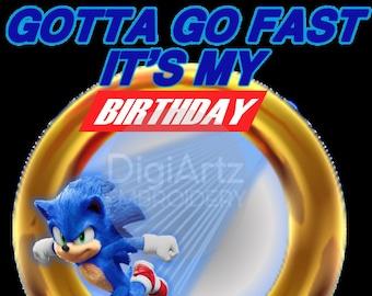 Gotta Go Fast Etsy