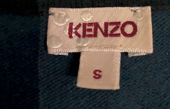 Vintage Kenzo dress / etno dress/ folk dress / Ken