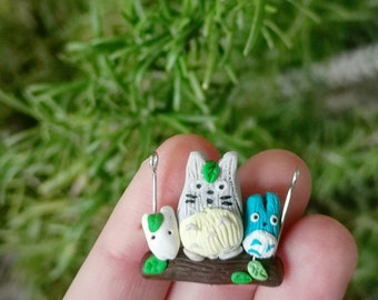 Fan Gift Geekette Adjustable Green Leaf Ring Video Game Fimo Switch Animal Crossing Geek New Horizons