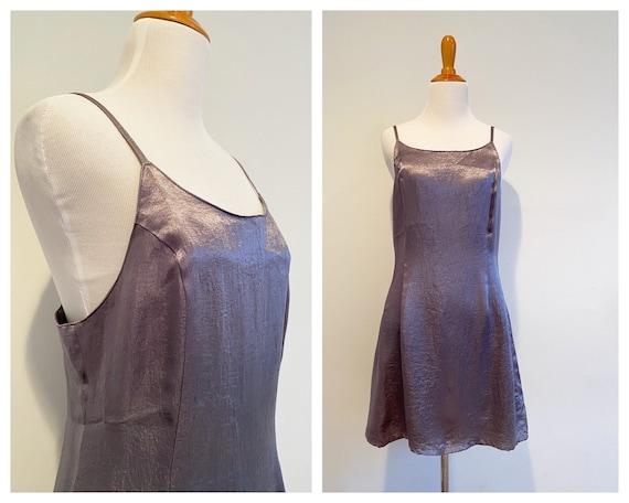 Vintage 90's slip dress | French Connection mini … - image 1