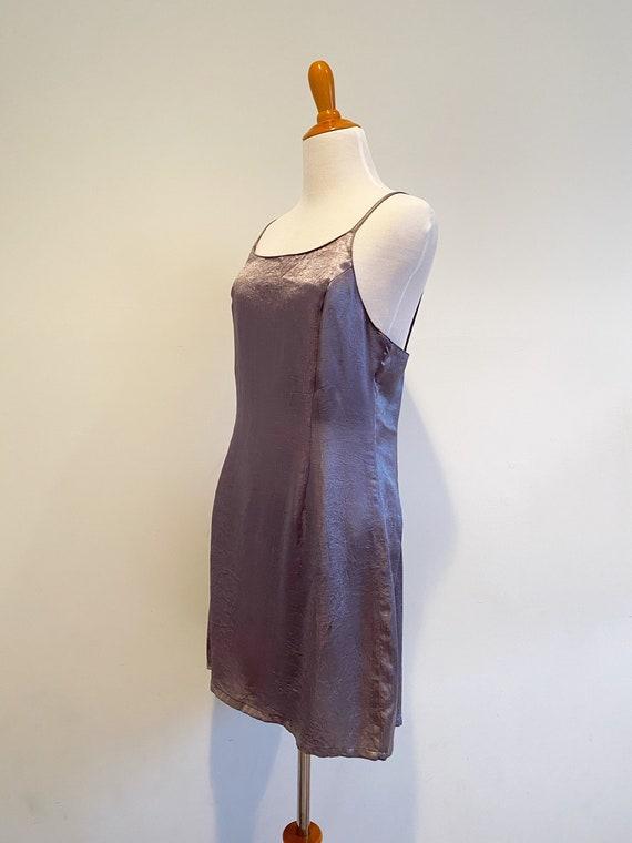 Vintage 90's slip dress | French Connection mini … - image 5