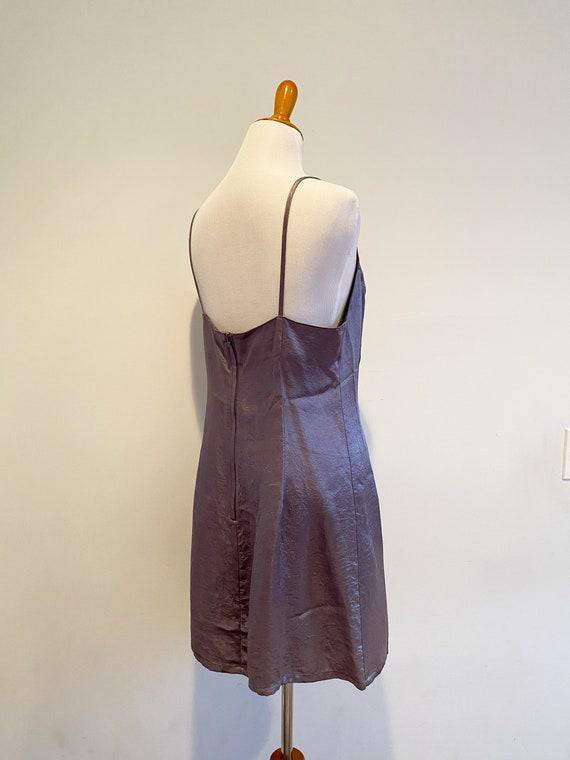 Vintage 90's slip dress | French Connection mini … - image 3