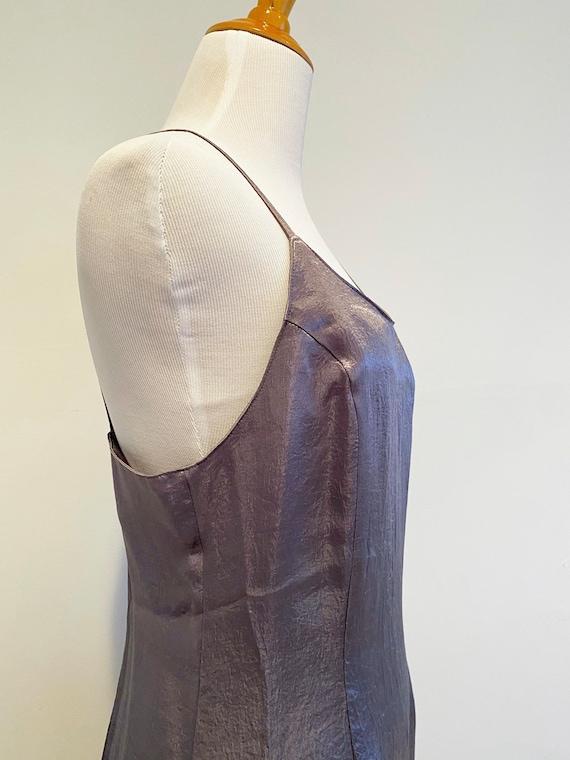 Vintage 90's slip dress | French Connection mini … - image 7