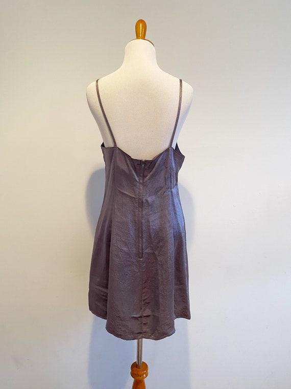 Vintage 90's slip dress | French Connection mini … - image 2