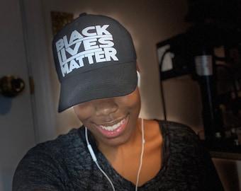 BLM Hat / Black Lives Matter/ Black Empowerment