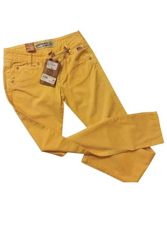 Iconic Roy Rogers RARE Yellow Pants | Never Worn|