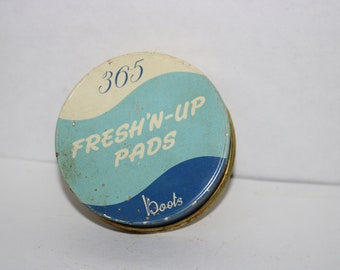 Vintage 365 Fresh-up Pads Boots