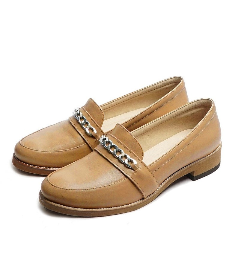 Sila leather loafers,Women shoes US 11,Women loafers,Leather shoes,Flat women shoes,Women slip ones,Leather women shoes,Black loafers
