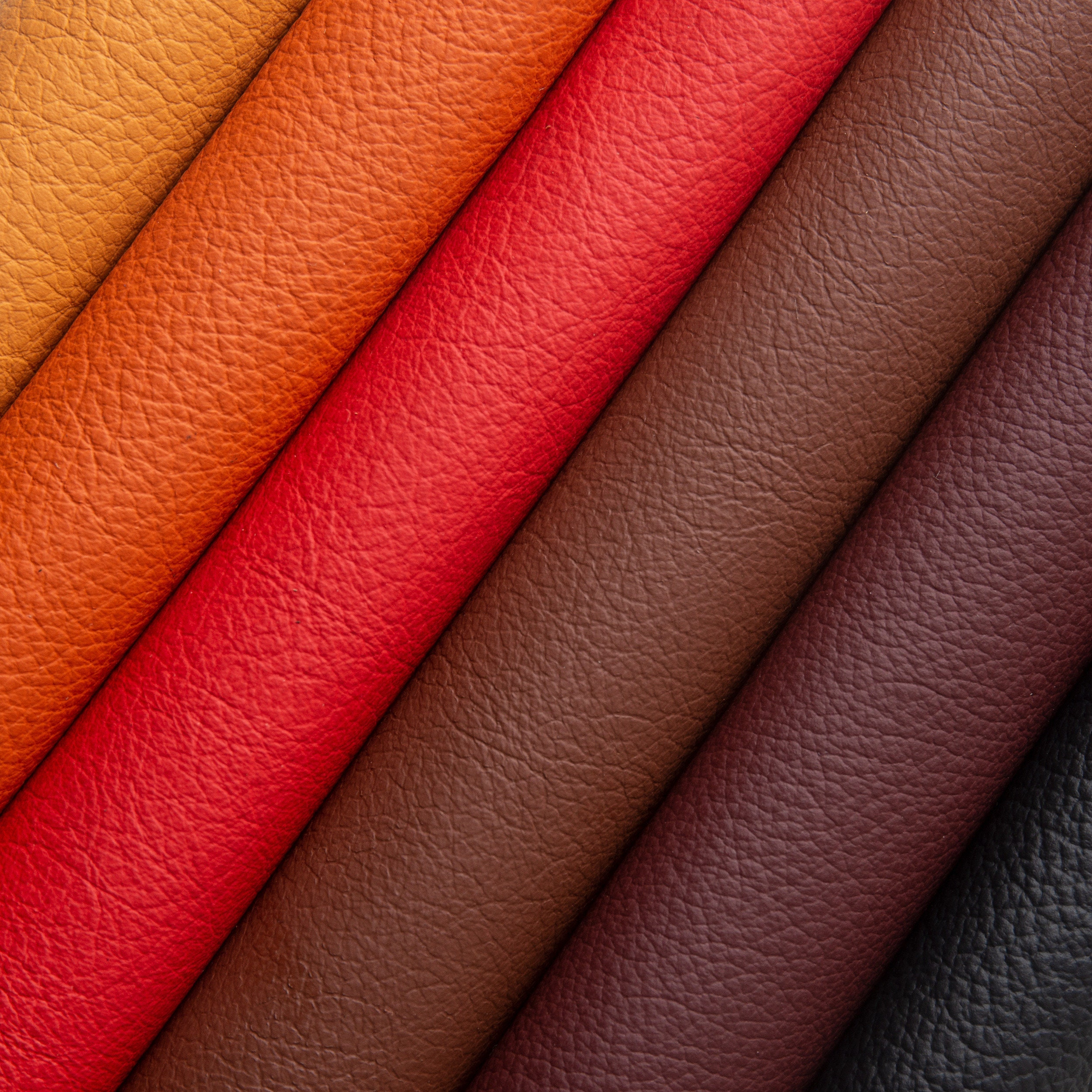 5 Mixed Leather Pieces White Embossed Leather Pink Leather Sheets Genuine Leather Cowhide Leather