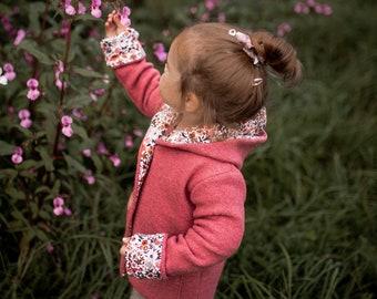 Walk jacket as desired | Baby jacket | Children's jacket | Baby coat | Children's coat | Transition jacket | Woolwalk jacket