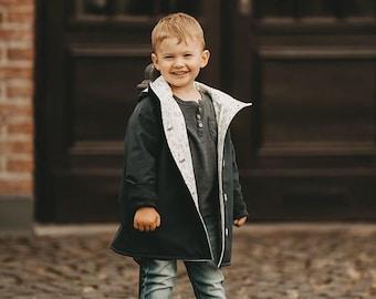 Softshell jacket as desired | Outdoor jacket | Transition jacket | Rain jacket | Baby jacket | Children's jacket | Geschenidee Girls & Boys