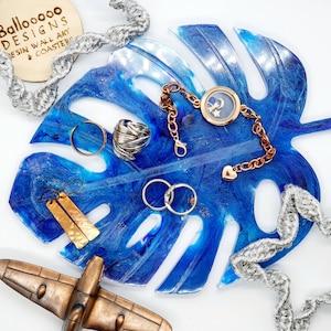 Vintage French Pineapple Shaped Trinket Dish Ring Shape Unusual Jewellery Jewelry Tiki Boho Chic Bohemian Folk Key Holder Kitsh Jungle