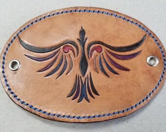 Barrette: Tribal Phoenix