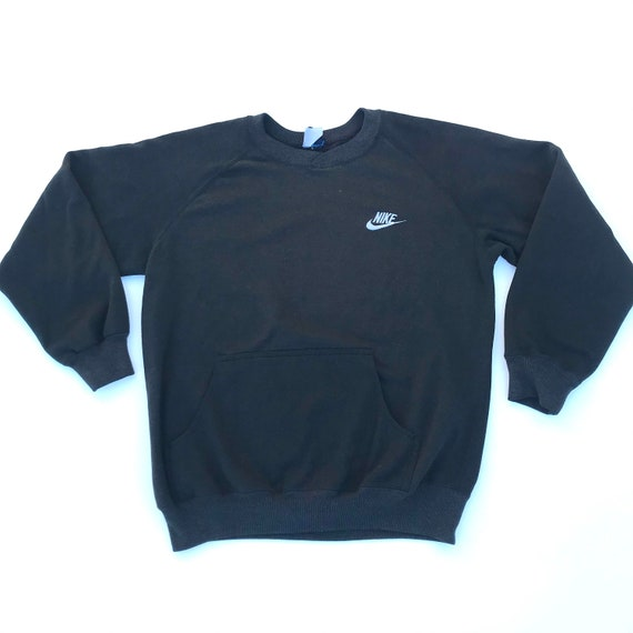 Vintage 80s Nike Sweatshirt BLUE Tag