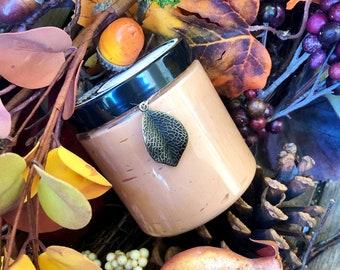 Mabon Whipped Body Lotion ~ Body Cream,Body Soufflé,Fall Skincare,Wicca,Apothecary,Natural,Organic,Nourishing,Shea,Moisturizing,Dry Skin