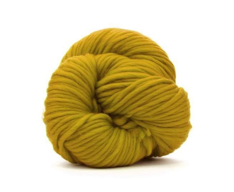 Hand Dyed Multiple Colours 100g Chunky Merino Yarn