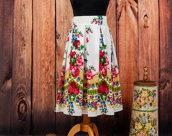 Girls dress baby dress Polish folk highlander dress russian ukrainian slavic gypsy ethnic folklore