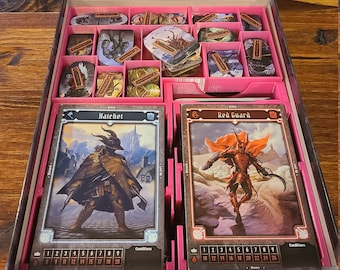 Gloomhaven Jaws of the Lion Organizer Inserts