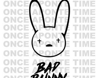 Bunny Svg Etsy