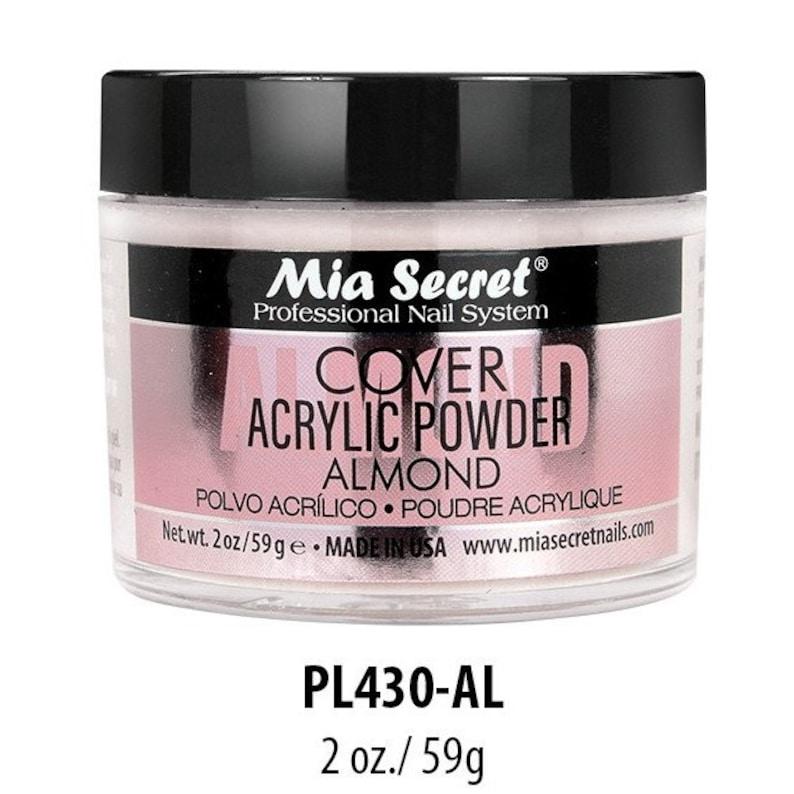 mia secret cover acrylic powder professional nail system 2