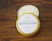 Toasted Marshmallow Body Scrub - Organic Sugar Scrub