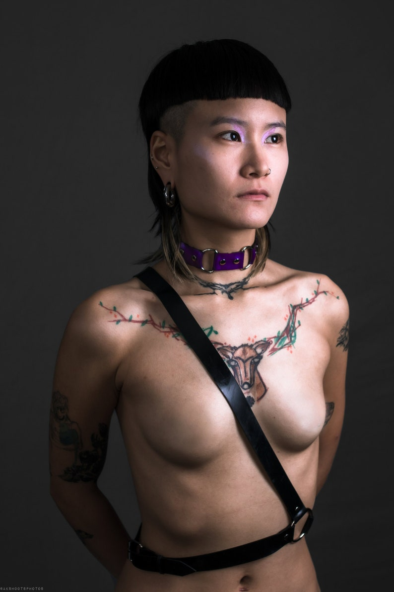 Harness Body Harness H-3 Latex