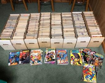 Comic Book Bundles