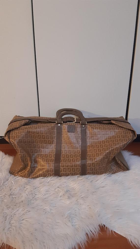 Fendi vintage suitcase
