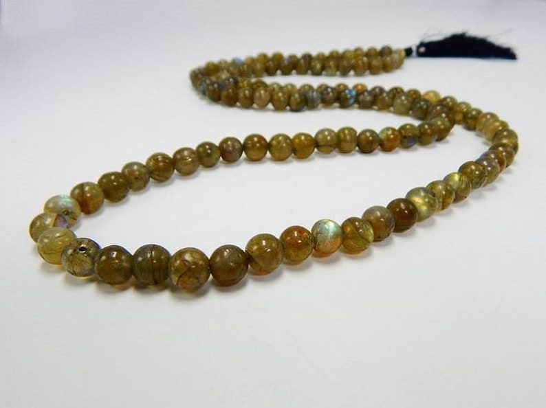 Labradorite Faceted Oval Beads 100 Percent Natural Gemstone Wholesale Price