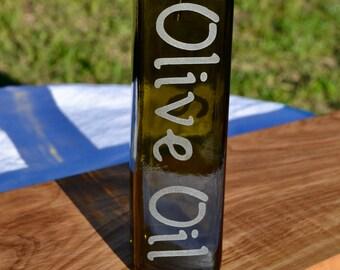 Small Olive Oil Dispenser