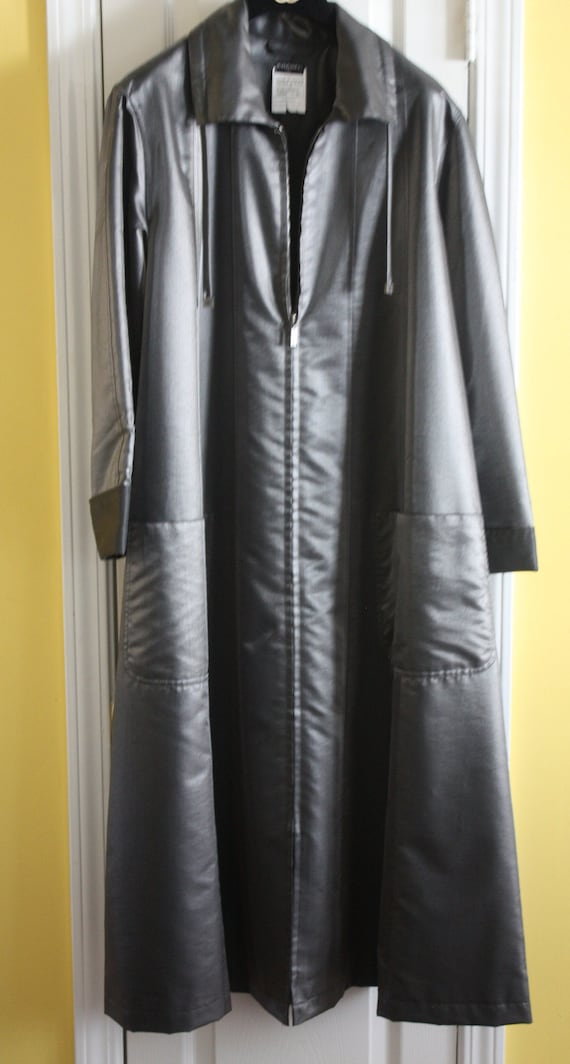 Women's Chanel Raincoat
