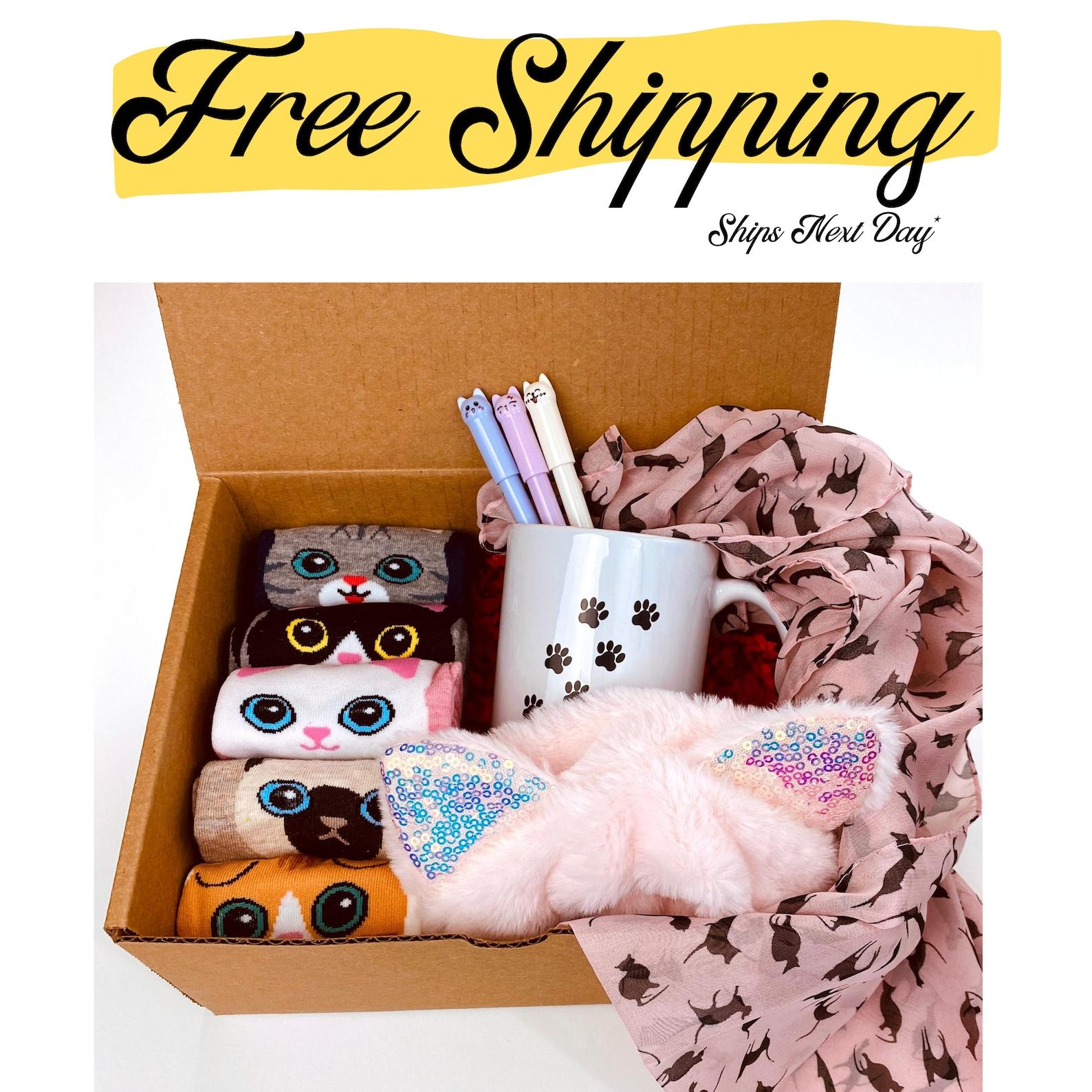 Catravaganza Cat Lover's Gift Box