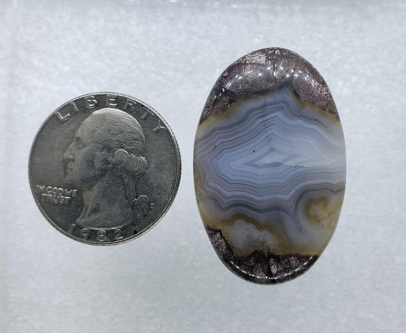Thunder Egg Cabochon #2 from Oregon