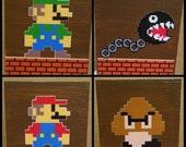 8 Bit Tissue Box Holder (Super Mario, Final Fantasy, Zelda)