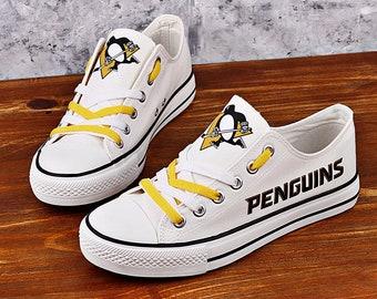 Penguins shoes Etsy  Etsy