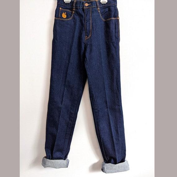 Vintage Gloria Vanderbilt high waisted jeans